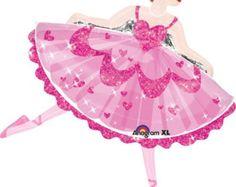Articoli simili a Rosa Ballerina Tutu partito corona / è una ragazza corona - 14