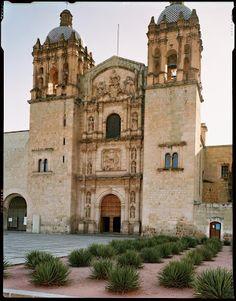 Jardin Ethnobotanico De Oaxaca