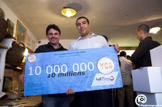 Remise des prix ¥€$ Funds  http://frblog.yesibank.com/lancement-du-yes-funds/