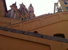 Old Town Menton, Côte d'Azur (French Riviera), by www.yourguideboba