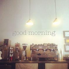 Good Morning / Jennifer Chong @jchongstudio on #instagram