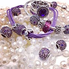 Do you have any purple color on your pandora bracelet? http://bit.ly/1lXlHde