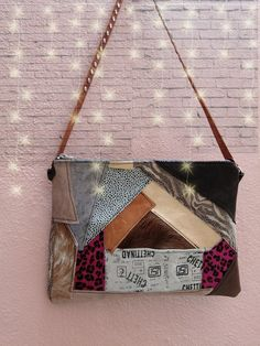 Zeppelin, Slow Fashion, Stars, Leather, Handmade, Collection, Scrappy Quilts, Hand Made, Sterne