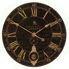 looking for a large clock