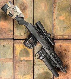 Online shopping from a great selection at RAE Industries Store. Weapons Guns, Guns And Ammo, Tactical Rifles, Firearms, Custom Guns, Assault Rifle, Cool Guns, Shotgun, Hand Guns