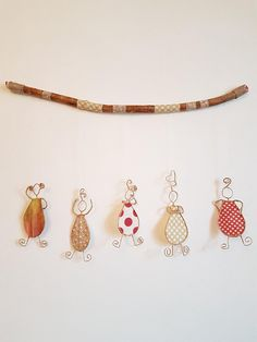 String Crafts, Wire Crafts, Art Du Fil, Deco, Handmade Toys, Fun Activities, Origami, Projects To Try, Creations