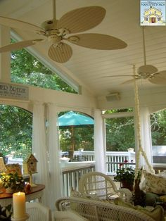 A Photo Tour of the Porch and Decks� | http://betweennapsontheporch.net/a-photo-tour-of-the-porch-and-decks/
