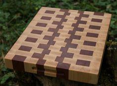 End grain butcher block cutting board random by JonesCuttingBoards