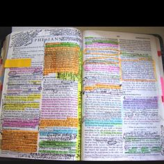 """A Bible that's falling apart usually belongs to someone who isn't.""  -Charles Spurgeon"