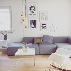 OSRAM Leuchten, Foto von Mitglied Luise #osram #licht #leuchte #lights #wohnzimmer #livingroom #interior #interiordesign