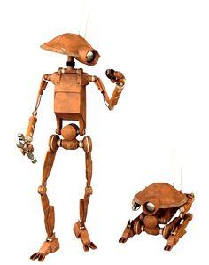 Droid/Legends - Wookieepedia -