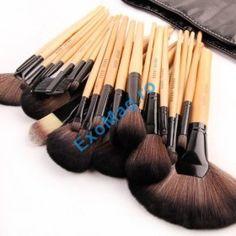 32 Pcs Makeup Brushes Professional Cosmetic Make up Brush Set the Best Quality! Bobbi Brown Makeup Brushes, Best Makeup Brushes, It Cosmetics Brushes, Makeup Tools, Best Makeup Products, Nars Cosmetics, Makeup Ideas, Beauty Products, Perfect Makeup
