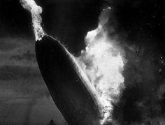 Airships disasters