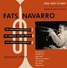 Fats Navarro Memorial Album 1949 Blue Note LP5004 (not sure about this release date.)