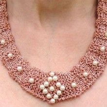 Verona Necklace in Rose Gold