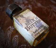 BEER N BUTTER Perfume Oil - Harry Potter inspired on Etsy, $14.00 CAD