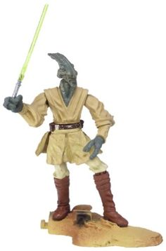 Star Wars Episode II Attack of the Clones Figure Coleman Trebor ** More info could be found at the image url.Note:It is affiliate link to Amazon.