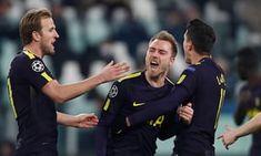 What a match! #Juventus v #Tottenham, #UCL