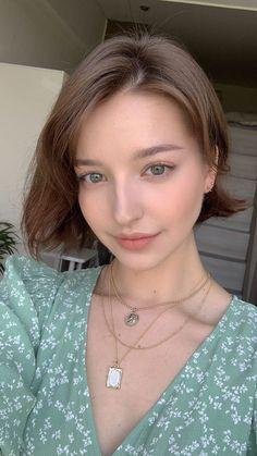 Beautiful Eyes, Beautiful Women, Angelina Danilova, Kawaii Hairstyles, Girl Photography, Woman Crush, Mouths, Portrait, Celebrities