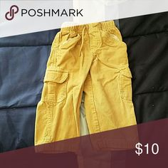 Boys corduroy cargo pants size 2t Boys corduroy cargo pants wonder kids Bottoms Jeans