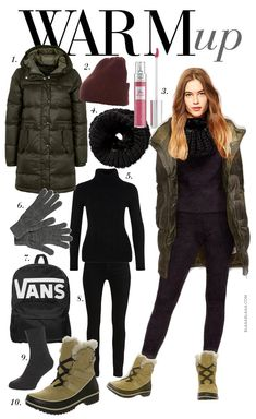 Look Du Jour: Eis, Eis, Baby! Si eres como yo, vives y respira New York Winter Outfit, Winter Coat Outfits, Cold Weather Outfits, Winter Fashion Outfits, Fall Outfits, Autumn Fashion, Indie Outfits, Simple Outfits, Casual Outfits