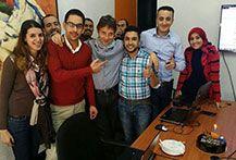 Joyeux anniversaire à notre Chef de Projet Zakaria ! Toute la famille Pyxicom te souhaite une vie remplie de réussite, de joie et d'épanouissement :) #Happy #Bithday #Webagency #Fun #Work