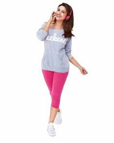 Parneeti Chopra, Bollywood Fashion, Sporty, Actresses, Models, Celebrities, Box, Pants, Style