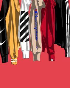 Dope Wallpaper Iphone, Hypebeast Iphone Wallpaper, Hype Wallpaper, Pop Art Wallpaper, Homescreen Wallpaper, Cartoon Wallpaper, Sneakers Wallpaper, Shoes Wallpaper, Dope Cartoon Art