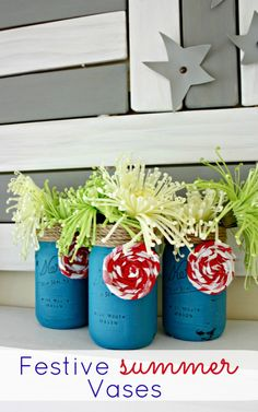 http://www.ohmy-creative.com/home/decor-accents/festive-summer-mason-jar-vases/