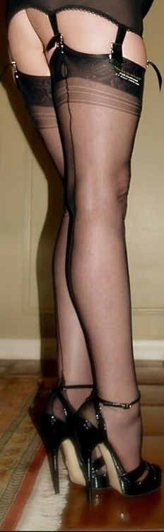 The Well Dressed Leg