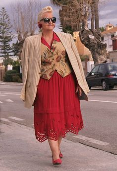 Mis Papelicos, a blog about Personal Style Fashion at any age