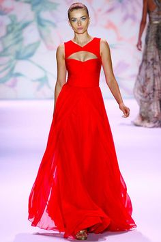 monique lhuillier spring '11