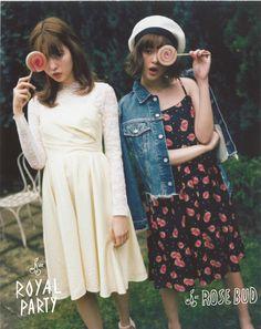 【春ワンピ全43をプレゼント!!】4月号でやぎたまが着ているワンピが当たる! NET ViVi 講談社『ViVi』オフィシャルサイト