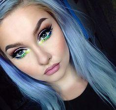 Makeup !!! Neutral & colors