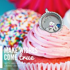 Birthday party coming up? Get them a Origami Owl Living Locket to celebrate their day!