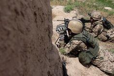German Bundeswehr soldiers in Afghanistan