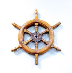 Decorative Ship's Wheel Ship Wheel, Asian, Accessories, Home Decor, Decoration Home, Room Decor, Home Interior Design, Home Decoration, Interior Design