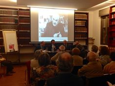 Biografie Estensi alla Biblioteca dei Cappuccini di Reggio Emilia, 29 ottobre 2014 con Davide Dazzi, Carlo Baja Guarienti, Giorgio Montecchi, Alberto Ferraboschi