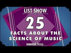25 Facts About the Science of Music | Mental Floss