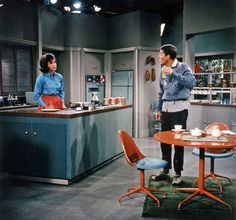 Dick Van Dyke Show. 1961-1966