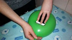 Cum sa confectionati o husa de telefon dintr-un balon