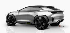 Chery Tiggo Coupe Concept 2017 on Behance