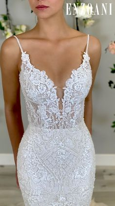 Dream Wedding Dresses, Designer Wedding Dresses, Wedding Gowns, White Gowns, Mermaid Gown, Dress Picture, Dream Dress, Bridal Gowns, Marie