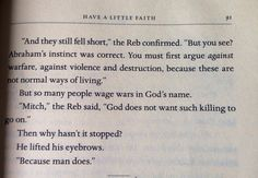 This is perfectly written #jesus
