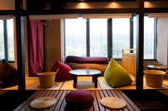 「Gensen Cafe」 The Ryokan Tokyo YUGAWARA 午前はゆったり。人をダメにする(!?)話題の「Gensen Cafe」でモーニング  http://beauty.oricon.co.jp/trend-culture/trend/special/100366/p2/