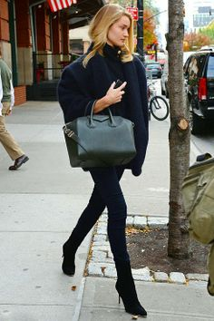 Style Icon Saturdays By Cate Featuring Rosie Huntington-Whiteley