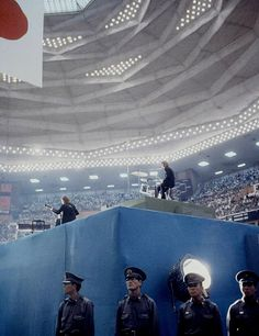 The Beatles Live in Budokan 1966. My daughter Stacey performed with the US Army Band at Budokan in the 90's