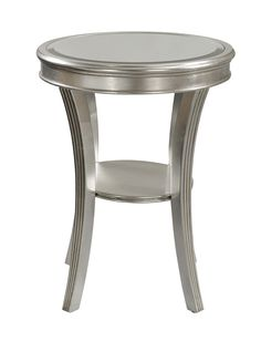 Waterbury Silver Accent Table X X Find Affordable Accent Tables For Your  Home That Will Complement The Rest Of Your Furniture.