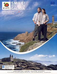 Smile! You are in Galicia (2004-2009)