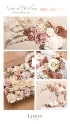 wedding color schemes (acox2343) on Pinterest